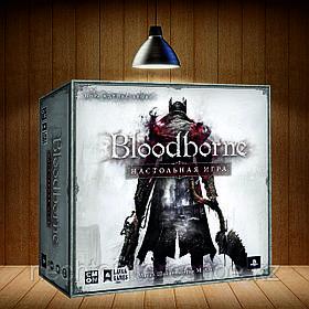 Bloodborne. Настольная игра