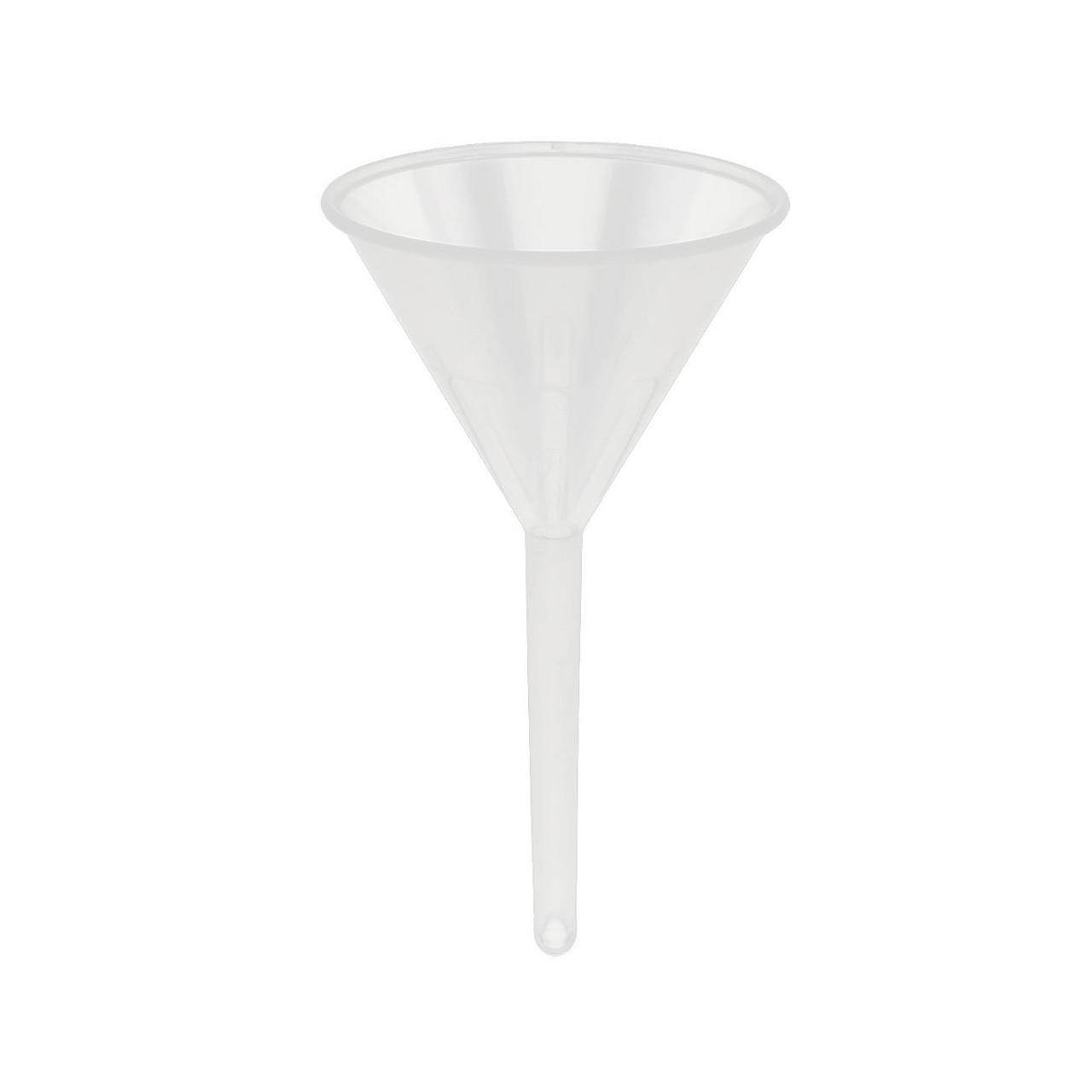 Воронка пластик 75 мм