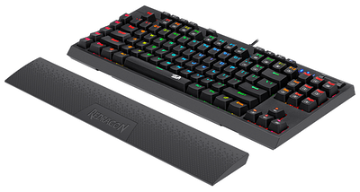 Клавиатура USB, Redragon BROADSWORD PRO, черная