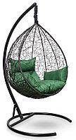 Подвесное кресло-кокон SEVILLA черное
