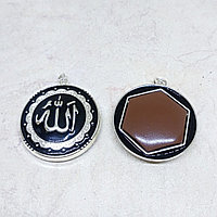 Кулон Аллах, 38х10мм