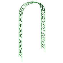Арка садовая прямая для вьющихся растений