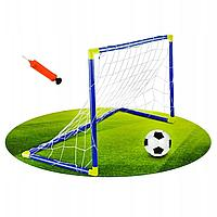 Игровой набор футбольные ворота с мячом