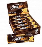 Протеиновые палочки TOBEBAR «Апельсиновый фреш» в шоколаде без сахара 4 палочки, 10шт х 50г (500 г)