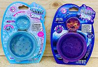 D17-ABC D.I.Y Galaxy slime confetti слайм блестящий 15*11см, цена за 1шт