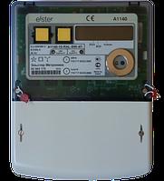Счетчик электрической энергии Альфа Elster A1140-05-RAL-SW-4П