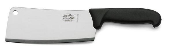 Столовый нож VICTORINOX Мод. KITCHEN CLEAVER 590g. #5.4003.18 (18см), R 18931