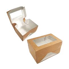 Коробка средняя для торта 1200 мл