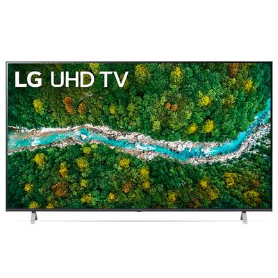 Телевизор LG LED TV 70UP77506LA черный