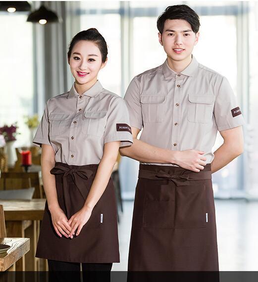 Пошив униформа для ресторана