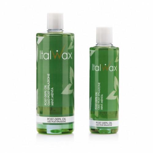 Italwax масло после депиляции «Ментол» 100 мл.