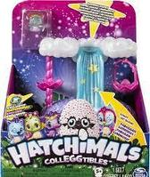 Игровой набор Spin Master Hatchimals CollEggtibles Сияющий водопад со световыми эффектами