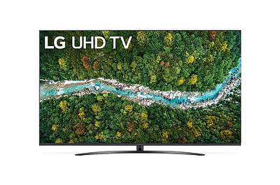 Телевизор LG LED TV 75UP78006LC черный