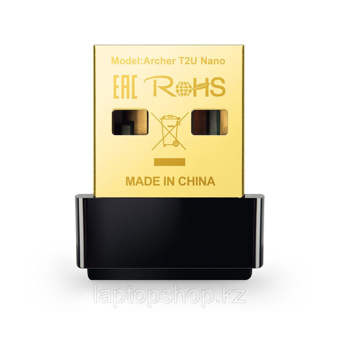 USB-адаптер TP-Link Archer T2U Nano