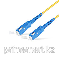 Патч Корд Оптоволоконный SC/UPC-SC/UPC SM 9/125 Simplex 2.0мм 1 м