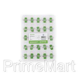 Адаптер А-Оптик АО-7011 FC/APC-FC/APC, SM, Simplex