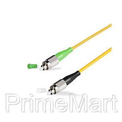 Патч Корд Оптоволоконный FC/UPC-FC/APC SM 9/125 Simplex 2.0мм 1 м
