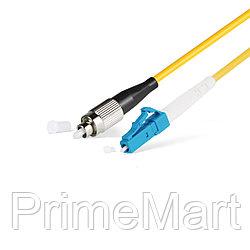 Патч Корд Оптоволоконный FС/UPC-LC/UPC SM 9/125 Simplex 2.0мм 1 м