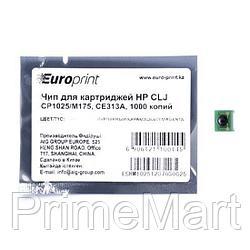 Чип Europrint HP CE313A