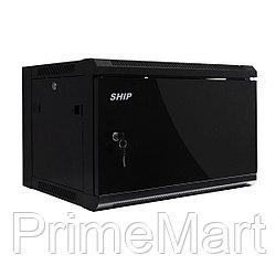 Шкаф настенный телекоммуникационный SHIP VP5406.100 6U 570*450*380 мм