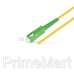 Пигтейл Оптический SC/APC SM 9/125 3.0мм 1.5 м