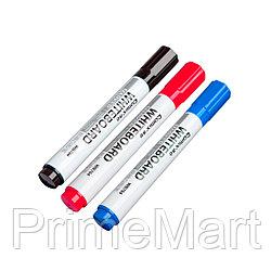 Маркер для досок 2.0 мм. Comix WB704, синий (упак./10 шт.)