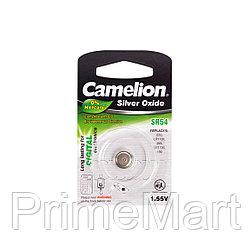 Батарейка CAMELION Silver Oxide SR54-BP1(0%Hg)