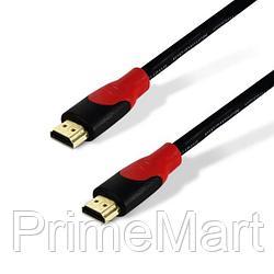 Интерфейсный кабель HDMI-HDMI SHIP SH6016-3P 30В Пол. пакет