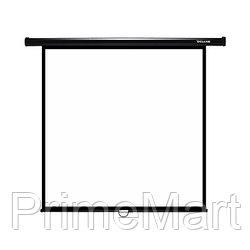 "Экран Deluxe DLS-M274x (108""х108""), Ø - 152"", Раб. поверхность 266х266 см., 1:1"