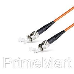 Патч Корд Оптоволоконный ST/UPC-ST/UPC MM OM1 62.5/125 Simplex 3.0мм 2 м