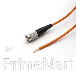 Пигтейл Оптический, FC/UPC MM OM1 62.5/125 3.0 мм 2 м