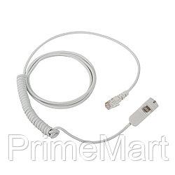 Противокражный кабель Eagle A6725D-001WRJ (Lightning - RJ)