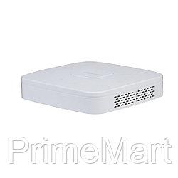 Сетевой видеорегистратор Dahua DHI-NVR4108-P-4KS2/L