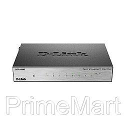 Коммутатор D-Link DES-1008D/L2B