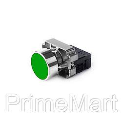 Кнопка открытая Deluxe ХВ2-ВА31 (зелёная)