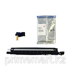 Комплект проявки (узел + проявитель) Xerox 607K07270 (малиновый)