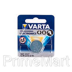 Батарейка VARTA Lithium CR2025 3V (1 шт)