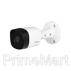 Цилиндрическая видеокамера Dahua DH-HAC-B2A41P-0360B