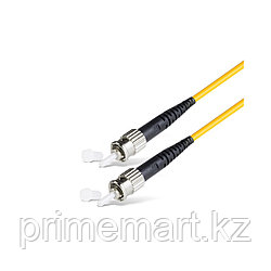 Патч Корд Оптоволоконный ST/UPC-ST/UPC SM 9/125 Simplex 3.0мм 0.5 м
