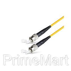 Патч Корд Оптоволоконный ST/UPC-ST/UPC SM 9/125 Simplex 3.0мм 2 м