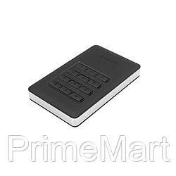 """Внешний жёсткий диск Verbatim 53403 2TB 2.5"""" Чёрный"""