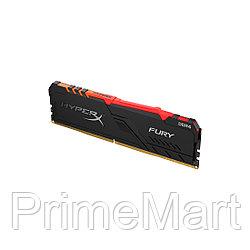 Модуль памяти Kingston HyperX Fury RGB HX432C16FB3A/16 DDR4 16G 3200MHz