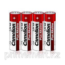 Батарейка CAMELION Plus Alkaline LR6-SP4 4 шт. в плёнке