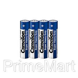 Батарейка CAMELION Super Heavy Duty R03P-SP4B 4 шт. в плёнке
