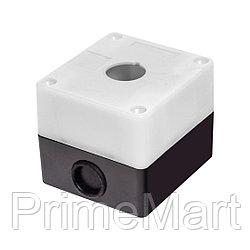 Кожух (корпус) пластиковый для кнопок Deluxe HJ9-1 (белый)