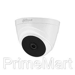 Купольная видеокамера Dahua DH-HAC-T1A41P-0280B