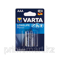 Батарейка VARTA Longlife Power Micro 1.5V - LR03/AAA (2 шт)