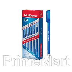 Ручка гелевая ErichKrause® G-Ice, цвет чернил синий