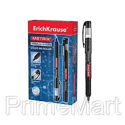 Ручка-роллер ErichKrause® Metrix®, цвет чернил черный