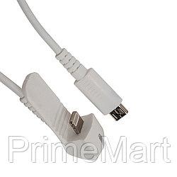 Противокражный кабель Eagle A6150DW (Lightning - Micro USB)